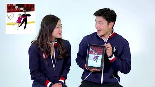 Flashback | Maia and Alex Shibutani Look Back