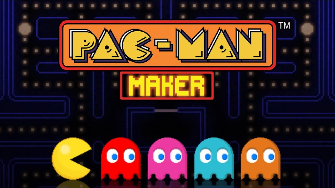 It's just a picture of Gutsy Pac Man Picture