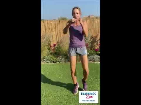 10-Minuten Ganzkörper-Workout mit