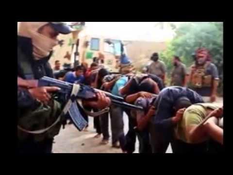 Iraq forces 'killed 255 Sunni prisoners'   HRW   BREAKING NEWS   12 JULY 2014 HQ