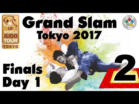 Judo Grand-Slam Tokyo 2017: Day 1 - Final Block