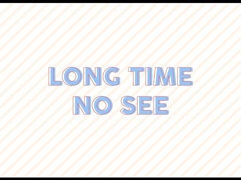 Long Time No See - iKON (Kinetic Typography)