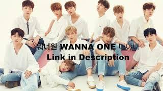 나야나 Pick Me - Wanna One Version ; Link in Description Mp3