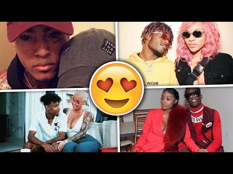 Rappers Falling In Love Compilation (ft. XXXTENTACION, Lil Uzi Vert, & Young Thug) *Funny*
