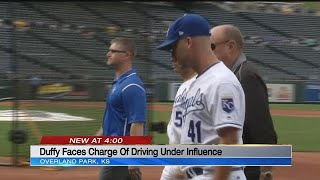 Royals Pitcher Danny Duffy Faces Charge Of Driving Under The Influence