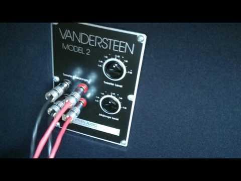 Vandersteen 2c truei_2015 demonstration