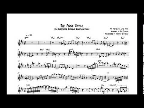 Bob Sheppard  The First Circle Soprano Sax Solo