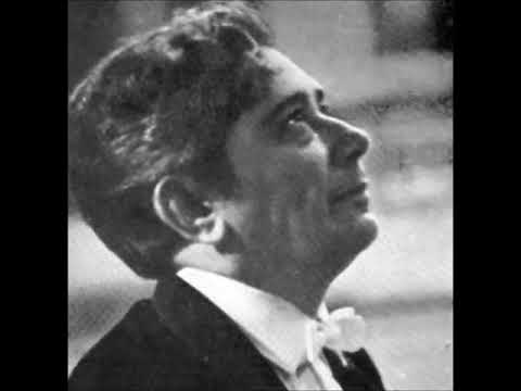 Grigory Ginzburg plays Arensky Piano Concerto Op.2