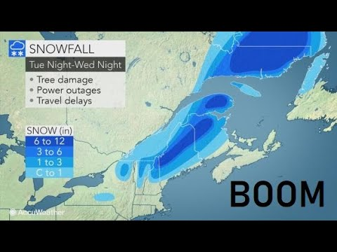 GSM Update 10/24/18 - Willa Becomes Nor'Easter - UK, Europe & Alps Snow - Historic Climate Cycles