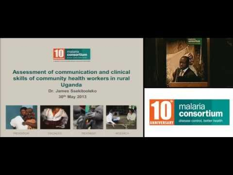 Assessment of communication and clinical skills of community health workers in rural Uganda