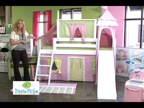 Great Maxtrix Kidu0027s Furniture Convertible Bed   YouTube