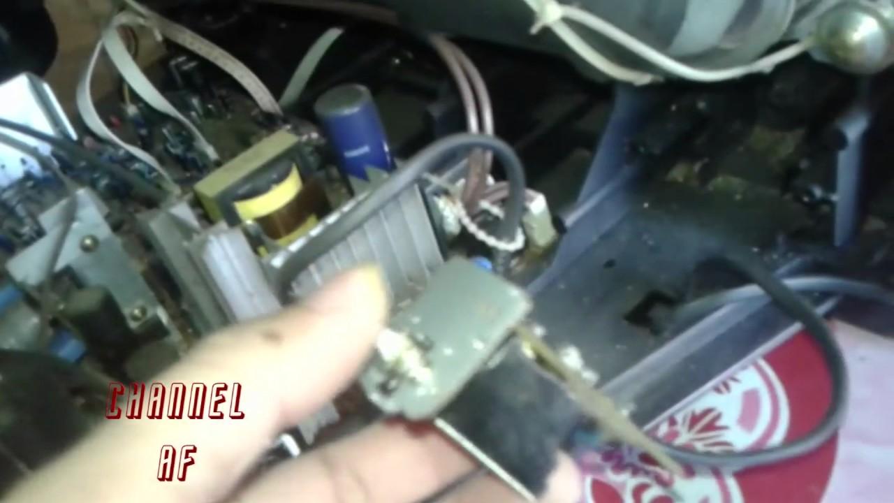 Cara Memperbaiki Tombol Power Tv Polytron Yang Tidak Bisa Menyala