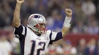 PATRIOTS GAME WINNING DRIVE   Super Bowl 51 Highlights