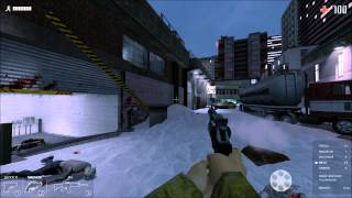 Zombie Panic Source: Policestation Epic Solo Playthrough [HD]