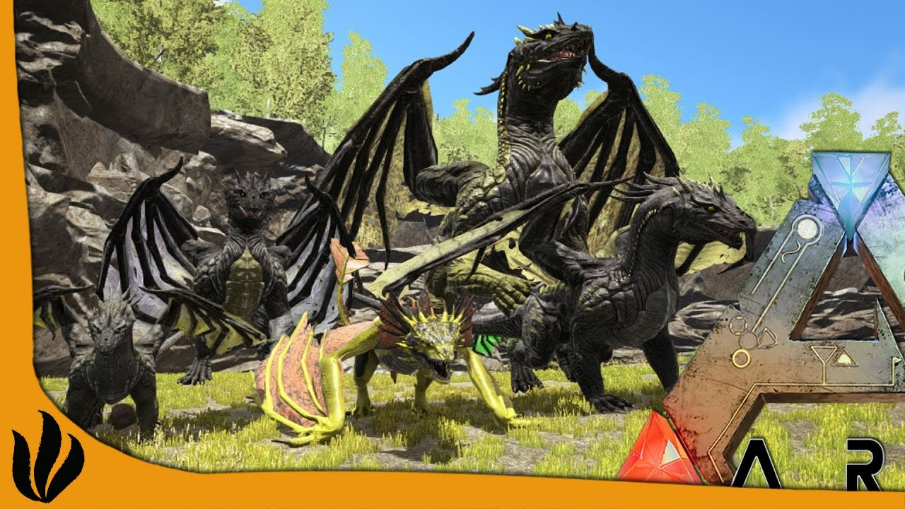 Ark Reaper Pictures To Pin On Pinterest Thepinsta Wyvern Vs Dragon