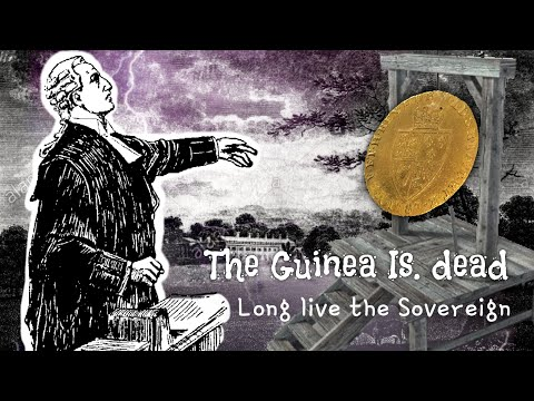 The Guinea is Dead! Long live the Gold Sovereign.