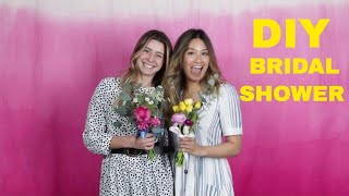 Bridal Shower Hacks & Ideas For Broke A$$ Bridesmaids | Tastemade Staff Picks