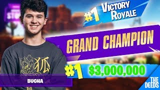 Meet SEN Bugha, WINNER Of Fortnite WORLD CUP SOLO FINALS $3 Million Dollars | Fortnite Highlights