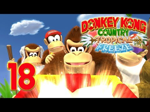 Donkey Kong Country: Tropical Freeze - 18 (Switch)