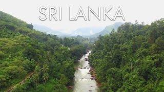 Sri Lanka from above (2016)