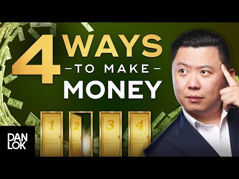 4 Proven Ways To Make Money