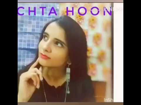 Sochta Hoon  Combined Version Of Nfak,manan Bhardwaj And Atif Aslam  / Cover Song Video By Shweta