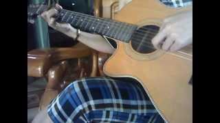mình từng yêu nhau guitar