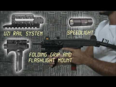ZAHAL - FAB Defense - IWI/IMI Full Size UZI & Mini UZI With Silencer