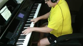 IF YOU ASKED ME TO, PIANO play along, Patti LaBelle version, cover