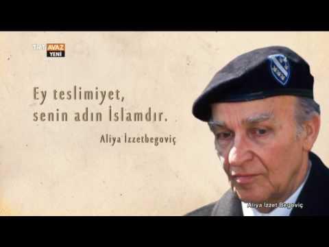 Bilgemiz Aliya İzzetbegoviç Belgeseli - TRT Avaz