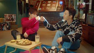 [⏳-9] SUPER JUNIOR-D&E The 10th Anniversary Special Talk '담담한 밤'   Night Talk