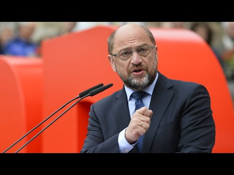 Germany: SPD leader Schulz backs talks with Merkel on political impasse