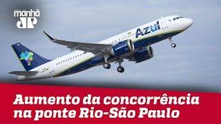 Aumento da concorrência na ponte Rio-São Paulo anima passageiros
