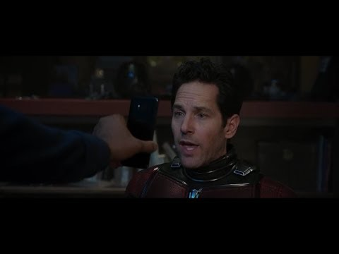 Ant Man & Wasp -  Daughter Issues
