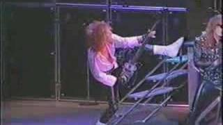 Dokken Kiss of death Live Philadelphia 87