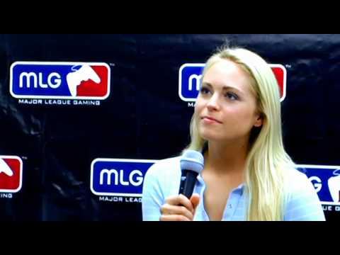 Lindsey Sporrer at MLG Anaheim 2011