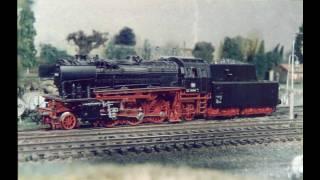 A GERMAN OUTLINE MODEL RAILWAY