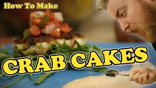 How To Make Crab Cakes & Remoulade Sauce