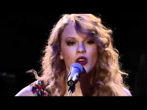 YouTube - Fearless - Taylor Swift Live At BBC Radio 2 - Abbey Road (London).flv