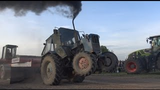Tractor Pulling | Tractor Show || ORO 2016