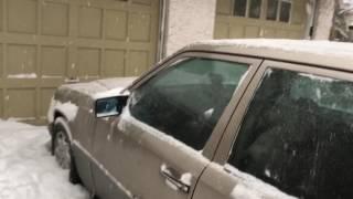 homepage tile video photo for W124 Half Million Km Mercedes 300 diesel cold start