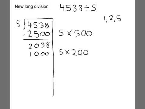 Division New Watch New Long Division Online