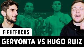 Gervonta Davis vs Hugo Ruiz | KO in 1 Round