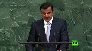 قطر تدشن مشروعا فنيا بمناسبة مرور 100 يوم على الأزمة الخليجية