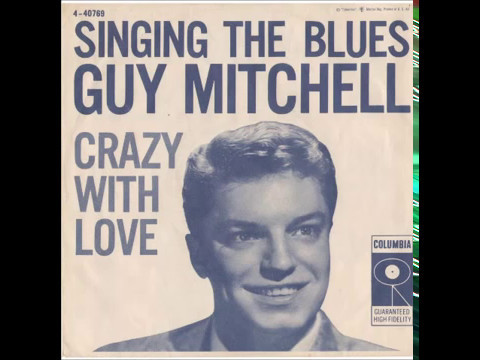 Columbia Records - Guy Mitchell - 1950 - 1960