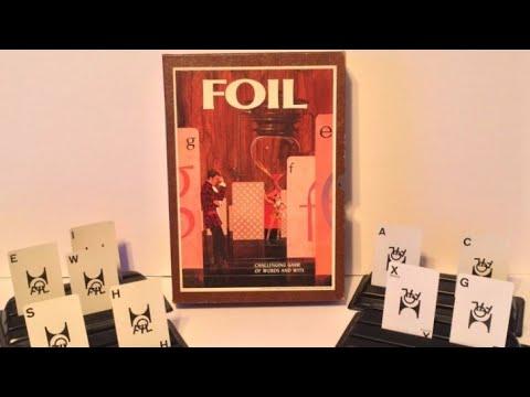 Ep 99 Foil Card Game Review 3m Bookshelf 1968