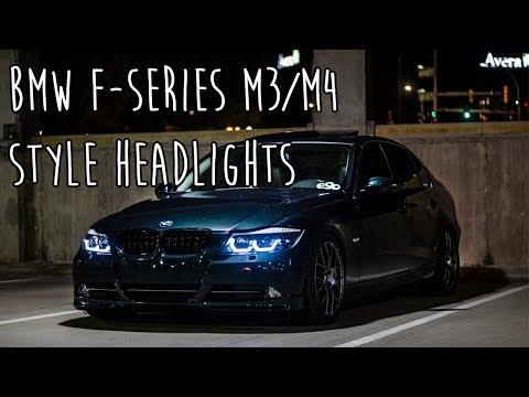 New Headlights For My BMW E90! | F-Series M3/M4 Style Headlights