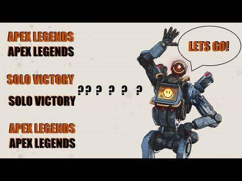 Apex Legends - Solo Champion?!
