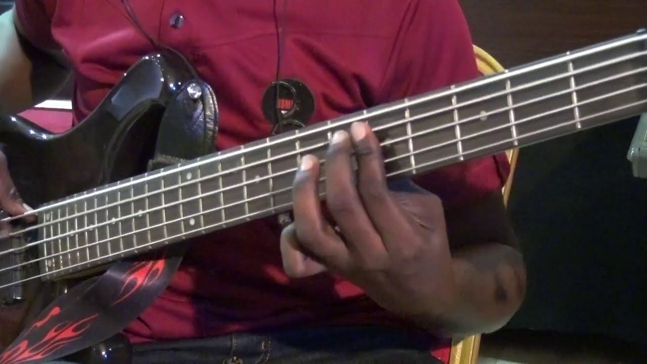 Download bass guitar makossa beginners tutorial (4 ways on how to play makossa)