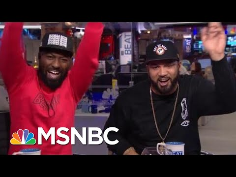 Desus & Mero Call Out Mueller Smear And Dish On Their New Show | The Beat With Ari Melber | MSNBC